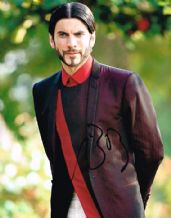 Wes Bentley Autograph Signed Photo - The Hunger Games